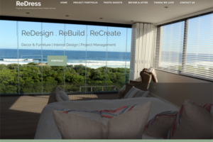 ReDress Website development