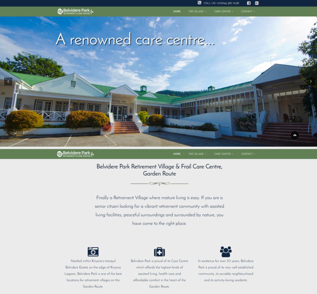Website development knysna