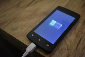 martphone Battery Technology Android Loading