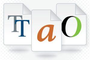 Convert fonts